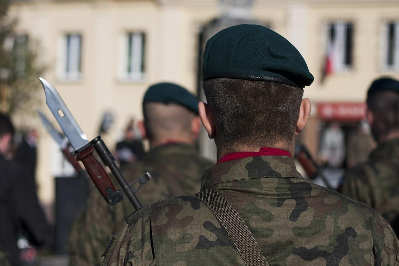 jak zostać żołnierzem