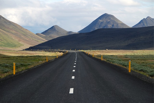 praca islandia